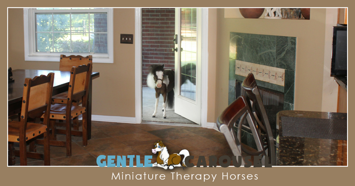 Scout Miniature Therapy Horse Home Sweet Home 1200x630