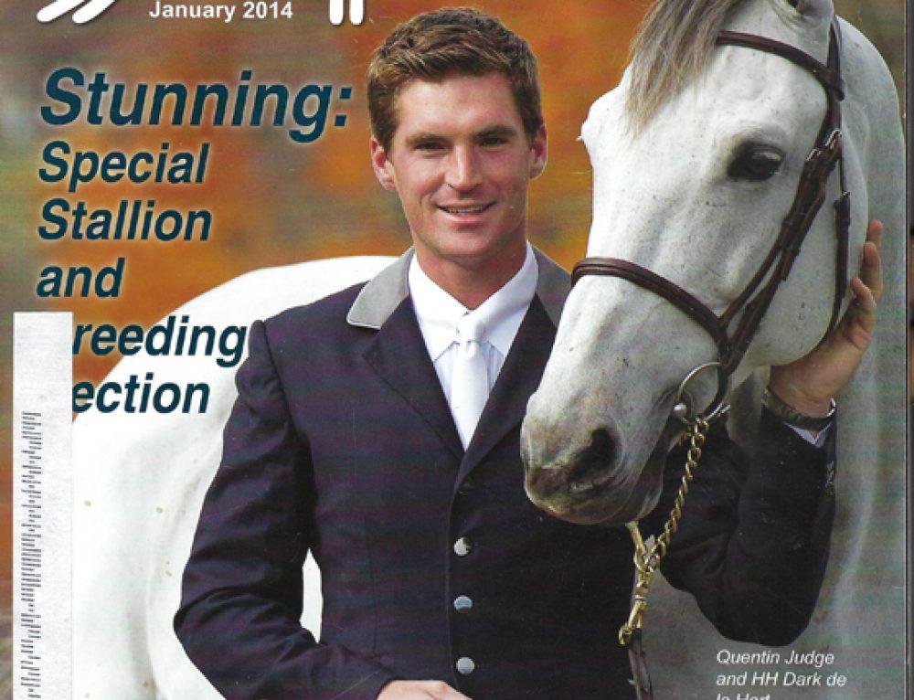 Sidelines Magazine Announces Gentle Carousel Minis Chosen as Breyer Model Horses