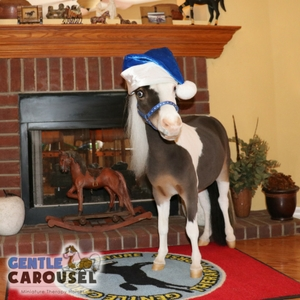 What Horse Are You Gentle Carousel Happy Christmas 300x300
