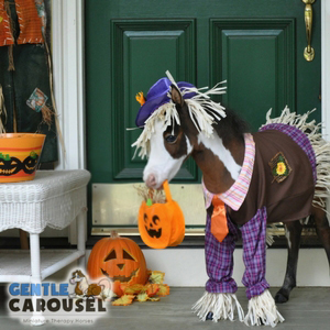 What Horse Are You Gentle Carousel Happy Halloween 300x300