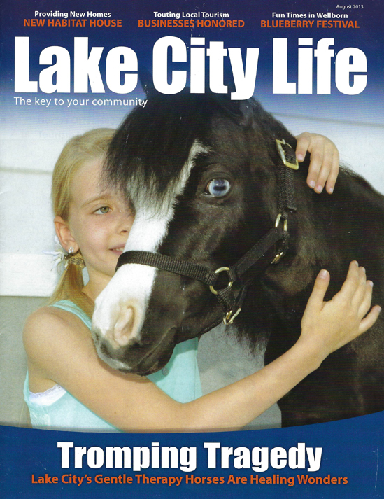 Lake City Horse News Miniature Therapy Horses 6 557x722